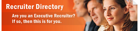 Are you an Executive Recruiter? If so, then this is for you.